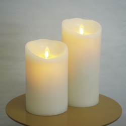 FLAMELESS candles h.17